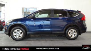 Used 2016 Honda CR-V SE for sale in Trois-Rivières, QC