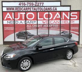 Used 2018 Nissan Sentra 1.8 SV SV-ALL CREDIT ACCEPTED for sale in Scarborough, ON