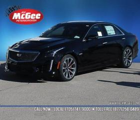New 2019 Cadillac CTS-V for sale in Peterborough, ON