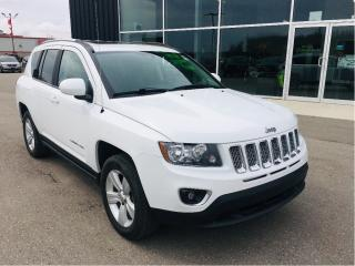 Used 2017 Jeep Compass High Altitude, Sunroof, 4X4 for sale in Ingersoll, ON