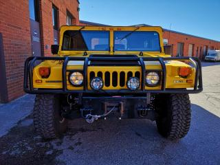 Used 2001 Hummer H1 Navigation Camera Park assist Heated seats Bluetoo for sale in North York, ON