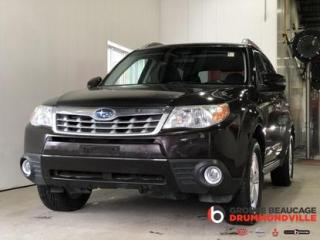 Used 2013 Subaru Forester 2.5X Touring for sale in Drummondville, QC