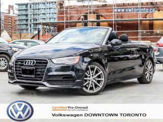 Used 2015 Audi A3 A3 TECHNIK CABRIOLET LED LIGHT PACKAGE for sale in Toronto, ON