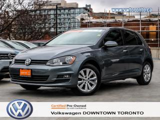 Used 2015 Volkswagen Golf COMFORTLINE CONVENIENCE PACKAGE MANUAL for sale in Toronto, ON