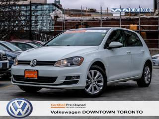 Used 2015 Volkswagen Golf COMFORTLINE CONVENIENCE PACKAGE AUTO for sale in Toronto, ON