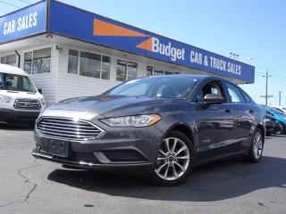 Used 2017 Ford Fusion Hybrid Edition, Navigation, Bluetooth for sale in Vancouver, BC