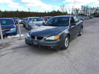 Used 2004 Pontiac Grand Am SE Sedan for sale in Newmarket, ON