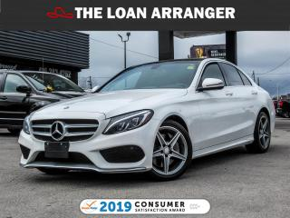 Used 2016 Mercedes-Benz C 300 4MATIC for sale in Barrie, ON