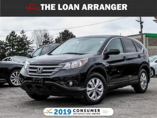 Used 2012 Honda CR-V for sale in Barrie, ON