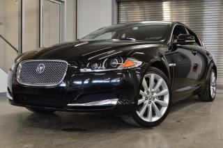 Used 2013 Jaguar XF 3.0l Awd Cert for sale in Laval, QC