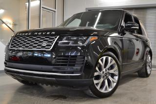 Used 2018 Land Rover Range Rover V8 for sale in Laval, QC