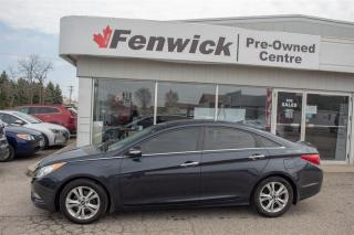 Used 2013 Hyundai Sonata Limited w Navi at for sale in Sarnia, ON