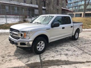 Used 2018 Ford F-150 4x4 - Supercrew XLT - 145