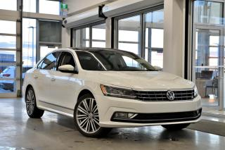 Used 2016 Volkswagen Passat 3.6L Execline DSG * 19 POUCES * UNIQUE for sale in Vaudreuil-Dorion, QC