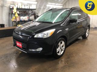 Used 2016 Ford Escape SE * Ford SYNC Microsoft * Voice recognition * Phone connect * Passive entry * Heated front seats/mirrors * Hands free steering wheel controls *  Keyl for sale in Cambridge, ON