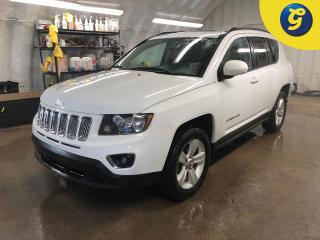 Used 2017 Jeep Compass High Altitude * 4WD * Leather interior * Sunroof * Phone connect * Voice recognition * Keyless entry * Heated seats/mirrors *  Climate control *  Hand for sale in Cambridge, ON