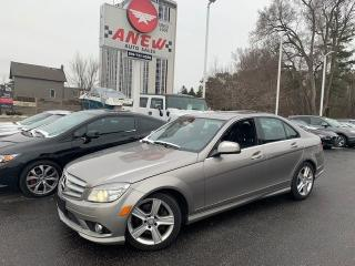 Used 2009 Mercedes-Benz C-Class 3.0L for sale in Cambridge, ON