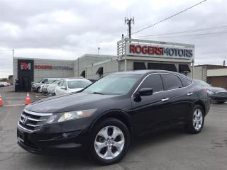 Used 2010 Honda Accord Crosstour EX-L 4WD - LEATHER - SUNROOF for sale in Oakville, ON