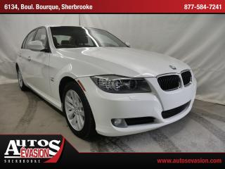 Used 2009 BMW 328 I Xdrive + Cuir + Toit for sale in Sherbrooke, QC