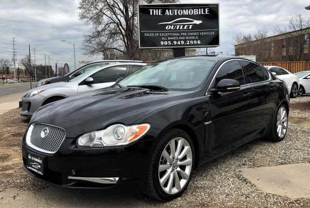 2011 Jaguar XF Premium Luxury NAVI ONE OWNER NO ACCIDENT