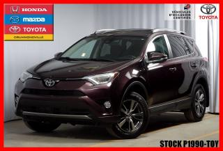 Used 2017 Toyota RAV4 Xle T.ouvrant for sale in Drummondville, QC