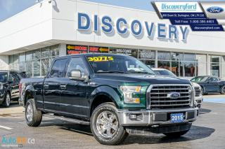Used 2015 Ford F-150 XLT XTR for sale in Burlington, ON