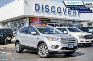 Used 2018 Ford Escape Titanium for sale in Burlington, ON