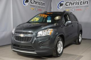 Used 2014 Chevrolet Trax Lt Mag Bluetooth for sale in Montréal, QC