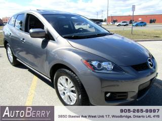 Used 2008 Mazda CX-7 GT - AWD - 2.3L for sale in Woodbridge, ON