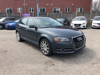 Used 2011 Audi A3 2.0T Premium for sale in Toronto, ON
