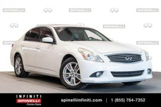 Used 2010 Infiniti G37 X Back Up for sale in Montréal, QC