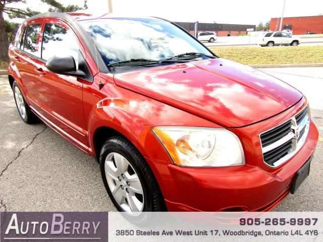 2009 Dodge Caliber SXT - 2.0L - FWD