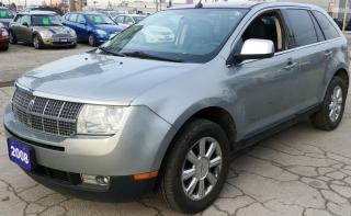 Used 2007 Lincoln MKX GLS for sale in Hamilton, ON