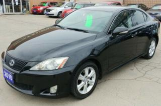 Used 2010 Lexus IS 250 for sale in Hamilton, ON