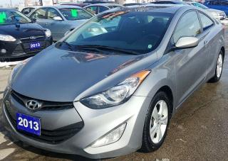 Used 2013 Hyundai Elantra Coupe GLS for sale in Hamilton, ON