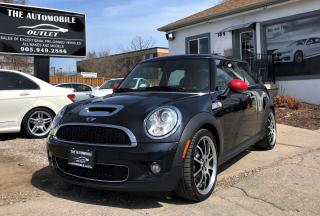 Used 2009 MINI Cooper S S LOW KMS AUTOMATIC NAVI PANO ROOF CERTIFIED for sale in Mississauga, ON