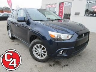 Used 2011 Mitsubishi RVR Se Awd Mag A/c Gr for sale in St-Jérôme, QC