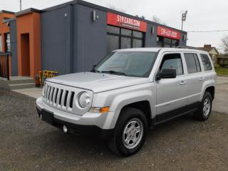 Used 2014 Jeep Patriot NORTH|4X4|AUX|ACCIDENT FREE for sale in St. Thomas, ON