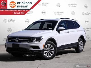 Used 2018 Volkswagen Tiguan Trendline: AWD 4motion, APPLE CARPLAY, ANDROID AUTO, NAVIGATION ON YOUR PHONE for sale in Edmonton, AB