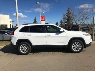 Used 2015 Jeep Cherokee North for sale in Red Deer, AB