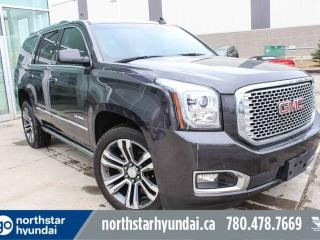 Used 2017 GMC Yukon DENALI/NAV/ROOF/POWERBOARDS/LEATHER/7PASS for sale in Edmonton, AB
