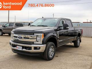 New 2019 Ford F-350 Super Duty SRW LARIAT, F350, DIESEL, Navigation, Remote Starter, 5th Wheel Prep, Twin Panel Moonroof, Ford Pass Connect, Heated/Cooled Leather Seats for sale in Edmonton, AB