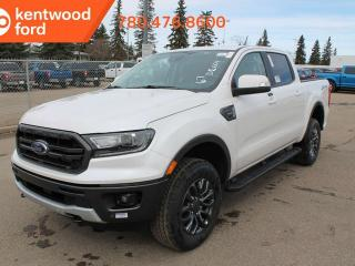 New 2019 Ford Ranger LARIAT, 4x4, FX4 Off Road Pkg, Leather Seats, Adaptive Cruise, Tech Pkg, Rear Camera for sale in Edmonton, AB