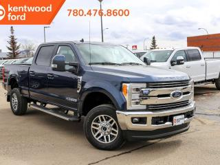 New 2019 Ford F-350 Super Duty SRW LARIAT F350, DIESEL, 4x4, Nav, Quad Beam Headlights, Heated/Cooled Leather, FordPass Connect, Trailer Brake COntroller for sale in Edmonton, AB