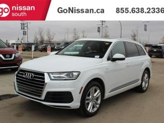 Used 2017 Audi Q7 PROGRESSIV for sale in Edmonton, AB