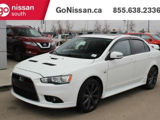 Used 2015 Mitsubishi Lancer RalliArt for sale in Edmonton, AB