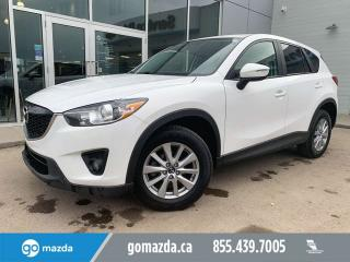 Used 2015 Mazda CX-5 GS AWD SUNROOF BACKUP CAM NEW TIRES for sale in Edmonton, AB