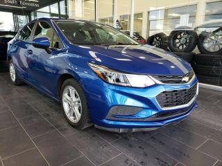 Used 2016 Chevrolet Cruze LT, HEATED SEATS, REAR VIEW CAMERA, REMOTE START for sale in Edmonton, AB