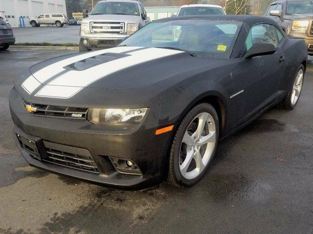 Used 2014 Chevrolet Camaro 2ss 6 2 Liter Leather Loaded