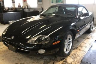 Used 2003 Jaguar XK Convertible for sale in Thornhill, ON
